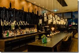 MotelOne Parkstadt Schwabing, München Bar