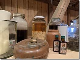 Lion distillery spices